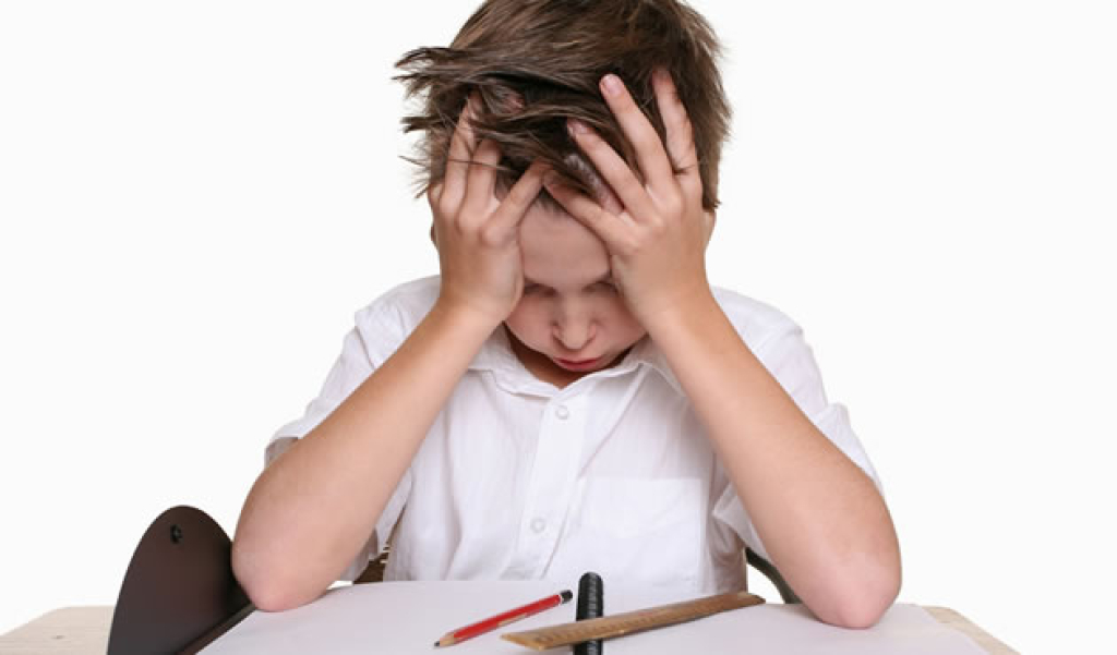 La ansiedad y los trastornos de ansiedad en niños