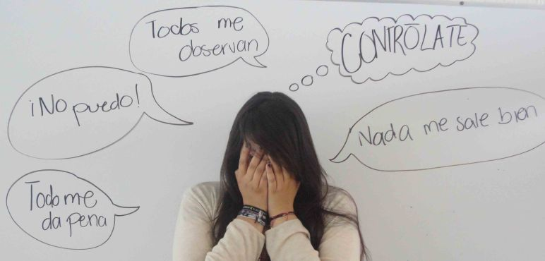Ansiedad social un trastorno actual