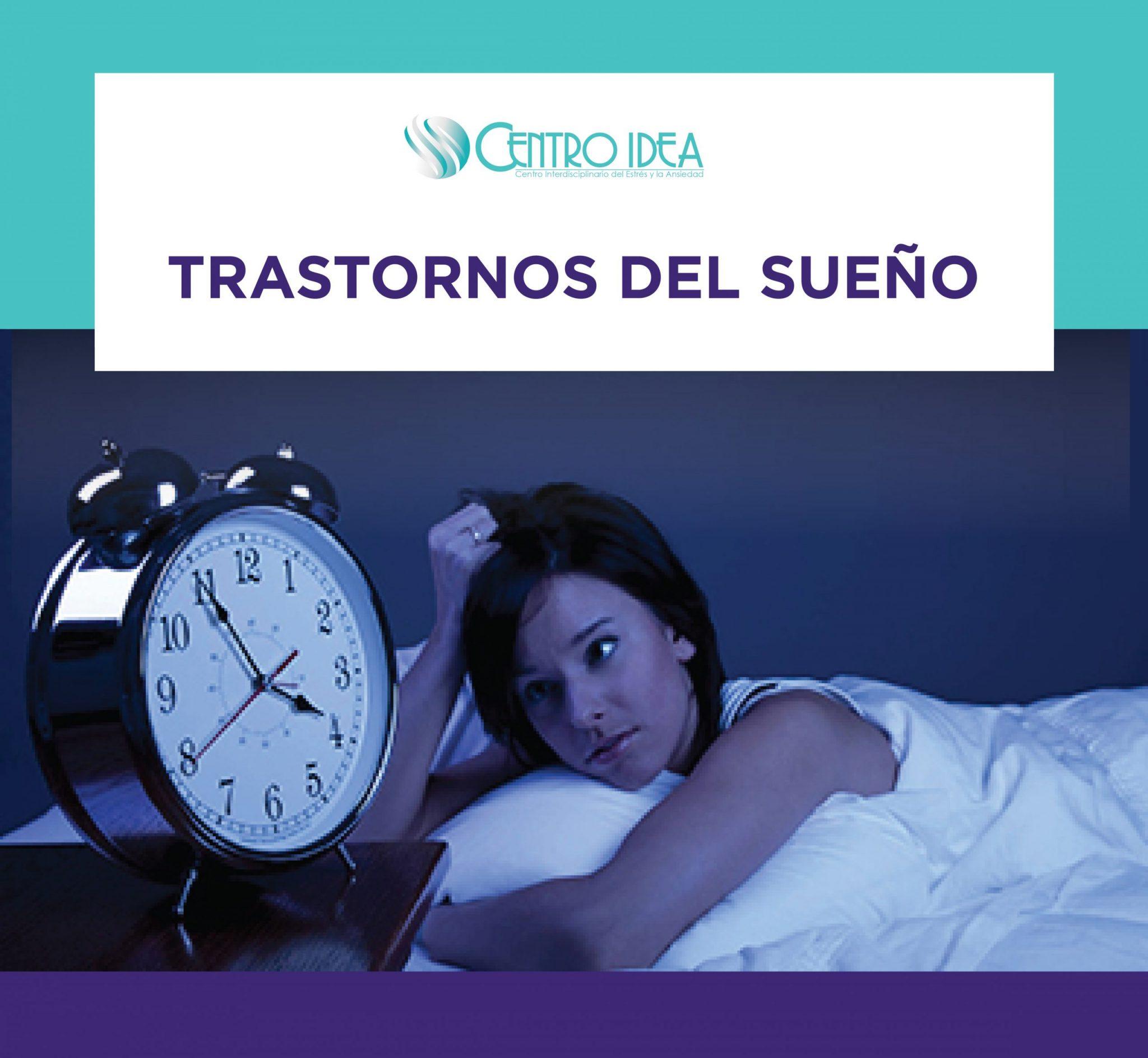Trastornos del sueño: Disomnias y parasomnias.