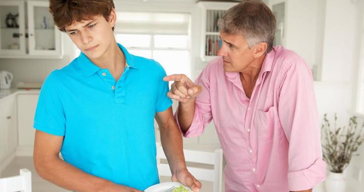 Padres de adolescentes. Herramientas para la convivencia